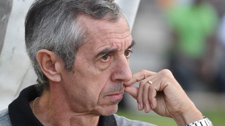Alain Giresse (ISSOUF SANOGO / AFP)