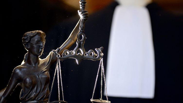 Photo d'illustration justice (FRANCK FIFE / AFP)