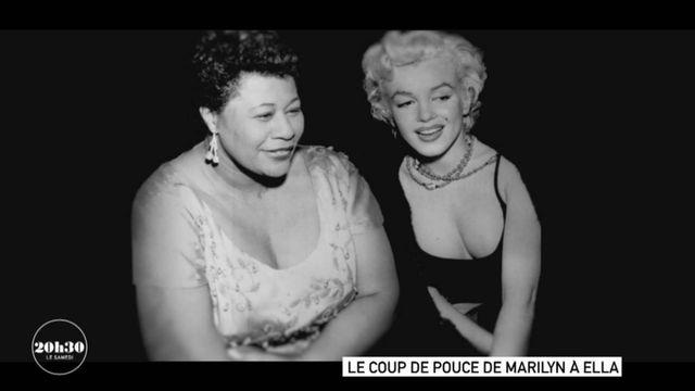 VIDEO. L'arrangement de Marilyn Monroe avec le patron du Mocambo pour aider Ella Fitzgerald à s'y donner enfin en spectacle
