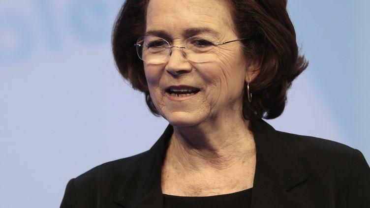 L'ancienne ministre de la Santé a été entendue dans le cadre de l'affaire Gabriel Matzneff. (JACQUES DEMARTHON / AFP)