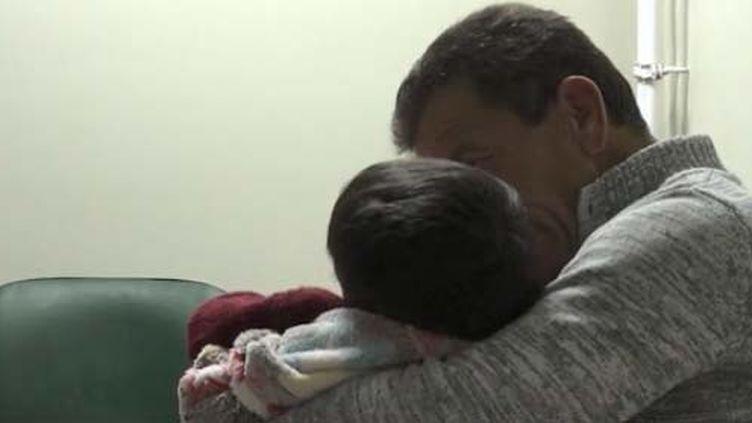 Un enfant en prison en Irak rapatrié en Russie (FRANCEINFO)