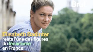 Figure du féminisme en France, défenseuse de la laïcité … Qui est Elisabeth Badinter ? (BRUT)