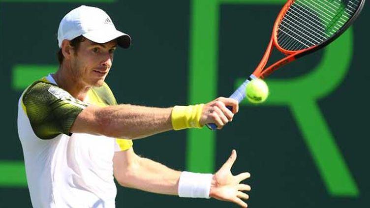 Andy Murray poursuit sa route dans le tournoi de Miami en se retrouvant dans le dernier carré