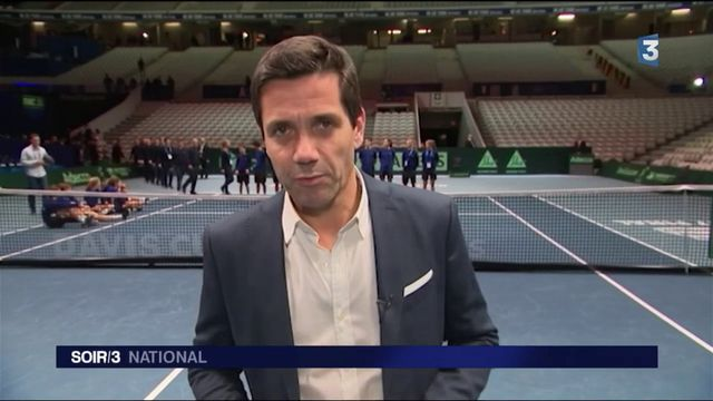 Coupe Davis : un match décisif pour Jo-Wilfried Tsonga