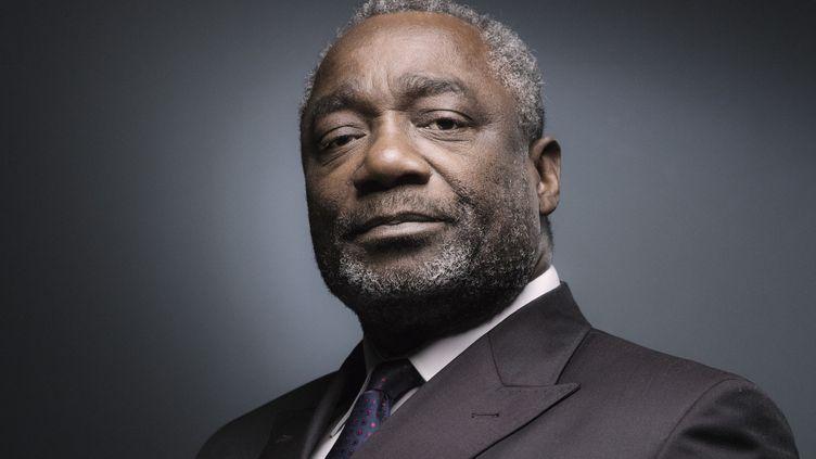 L'anciengénéral congolais Ferdinand Mbaou le 21 septembre 2018. (JOEL SAGET / AFP)