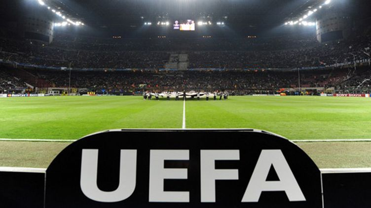 UEFA (GIUSEPPE CACACE / AFP)