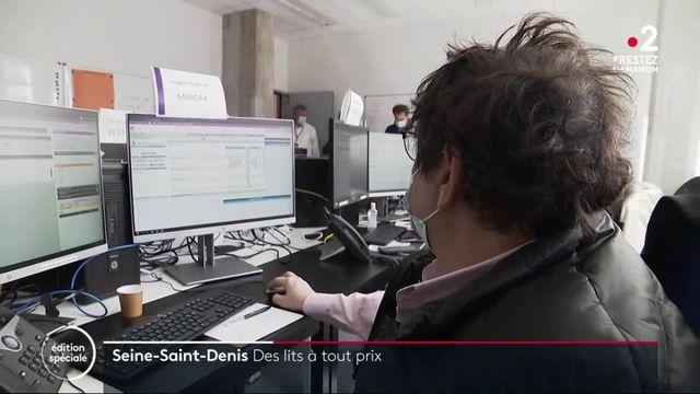 Coronavirus: les hôpitaux de Seine-Saint-Denis saturés