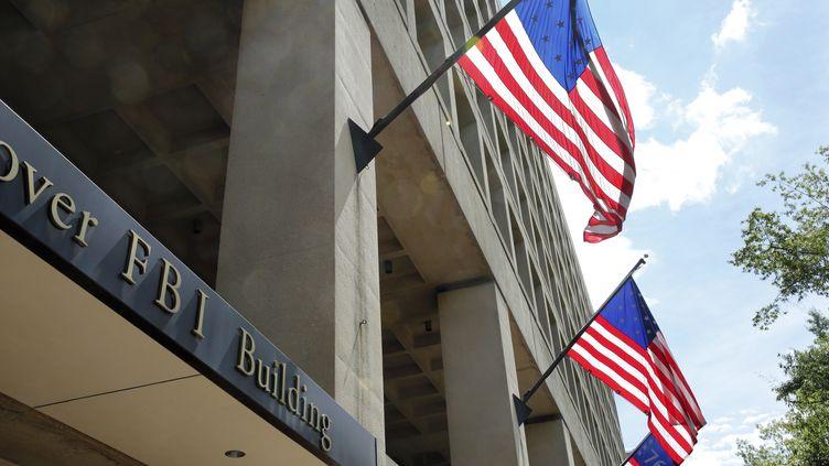 Le suspect était surveillé depuis plusieurs mois par le FBI. (YURI GRIPAS / AFP)