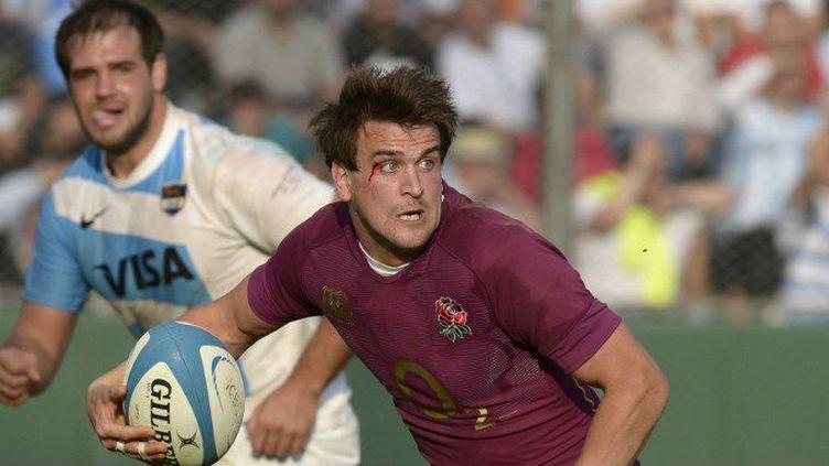 Lee Dickson (Angleterre) échappe à Martin Bustos Moyano (Argentine)