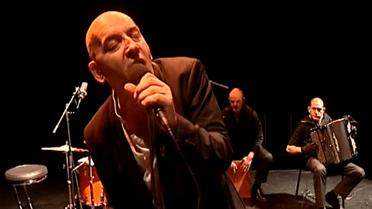 """Le groupe périgourdin """"La rue de la muette"""" répète avant son concert au Palace à Périgueux  (France Télévisions/culturebox)"""