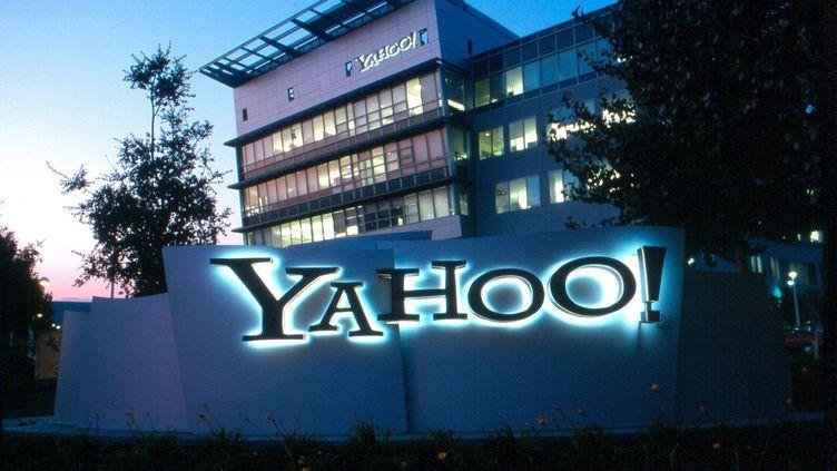 Le siège de Yahoo!, à Sunnyvale en Californie. ( / MAXPPP)