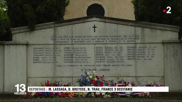 Marsoulas : le massacre méconnu du 10 juin 1944