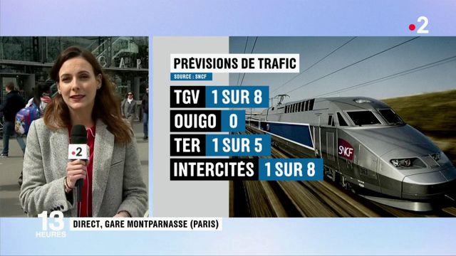 Grève SNCF : quelles sont les prévisions ?
