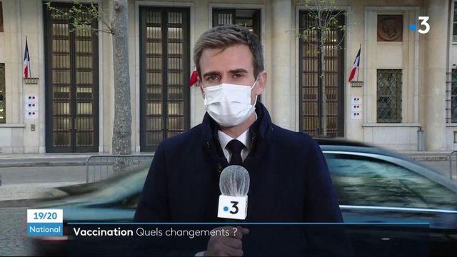 Covid-19 : Olivier Véran annonce un nouvel élargissement de la campagne de vaccination.