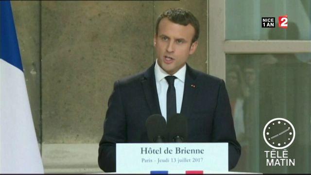 Budget de la Défense : tensions entre le Général de Villiers et Emmanuel Macron