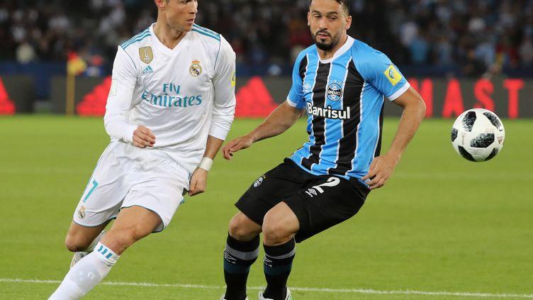 Cristiano Ronaldo héros du Real Madrid contre Gremio