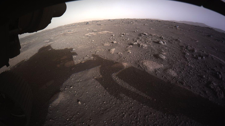 EN IMAGES. Mars : le robot Perseverance a envoyé de nouvelles photos de la Planète rouge - franceinfo