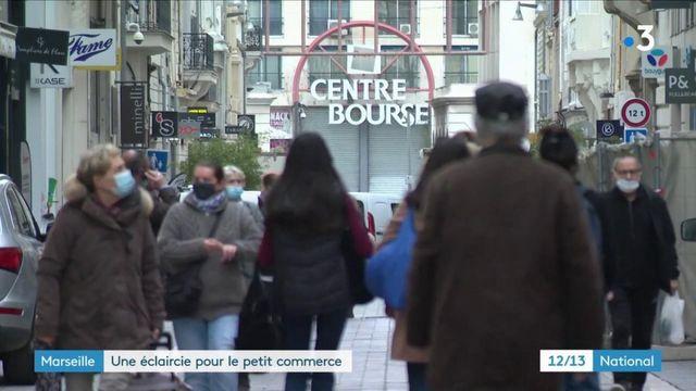 Crise sanitaire : à Marseille, les petits commerçants retrouvent lesourire