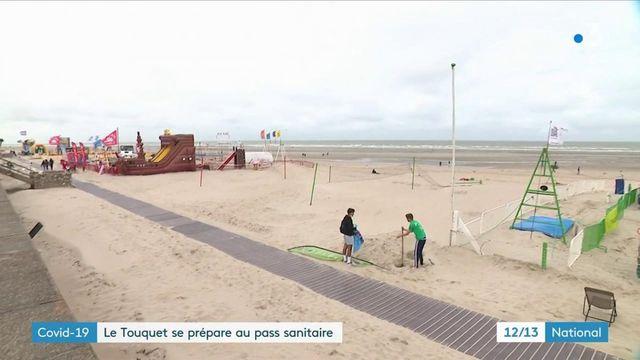 Pas-de-Calais : Le Touquet se prépare au pass sanitaire