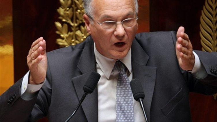 Gilles Carrez (archives) (AFP - Pierre Verdy)