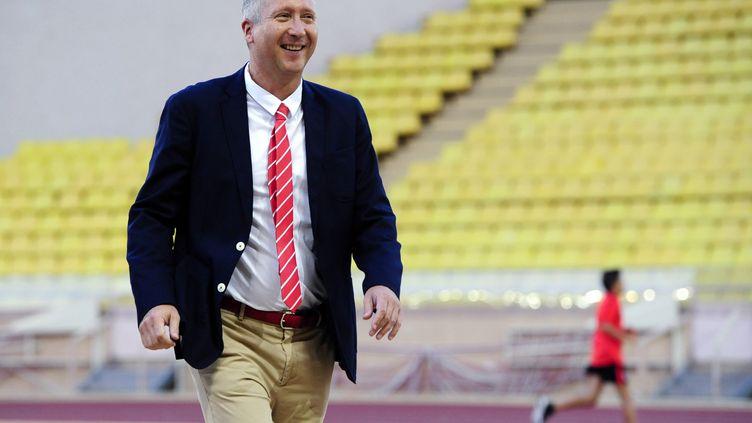Le vice-président de Monaco Vadim Vasilyev espère prolonger  (FRANCK PENNANT / AFP)