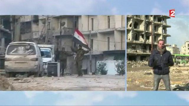 Syrie : Bachar el-Assad est à nouveau le maître d'Alep