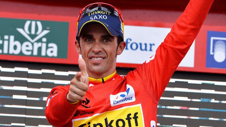 Alberto Contador est tout proche de remporter la Vuelta 2014 (DE WAELE TIM / TDWSPORT SARL)