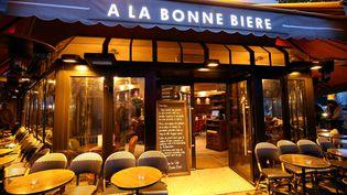 Le bar La Bonne Bière photographié le 4 décembre 2015. (MAXPPP)