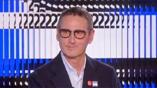 Bruno Maquart,président d'Universcience. (FRANCEINFO)