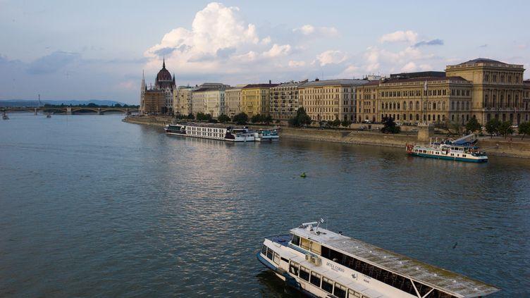 La ville de Budapest, sur les rives du Danube (MAXPPP)