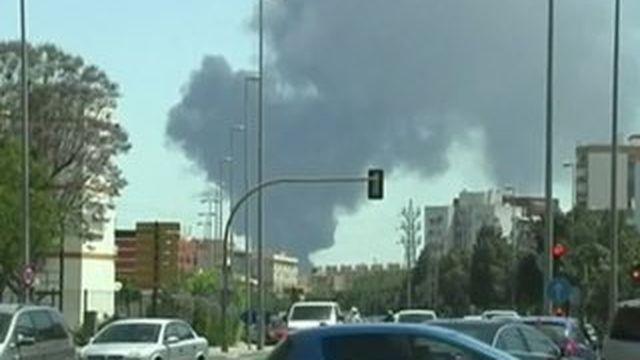 Crash d'un Airbus A400 M à Séville : quatre morts et deux blessés graves