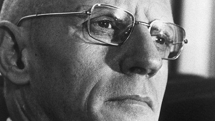 Michel Foucault en 1984.  (FILES / AFP)