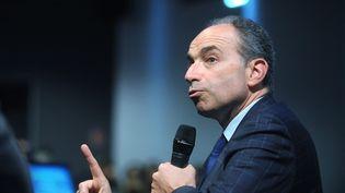 Jean-François Copé à la Toulouse Business School le 27 avril 2016 (MAXPPP)