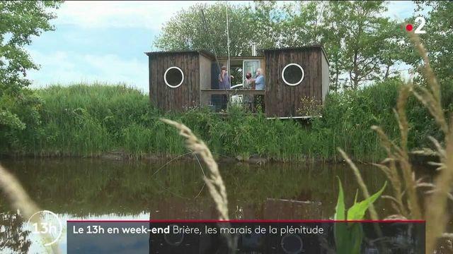 13h en week-end : à la découverte des marais de la Brière