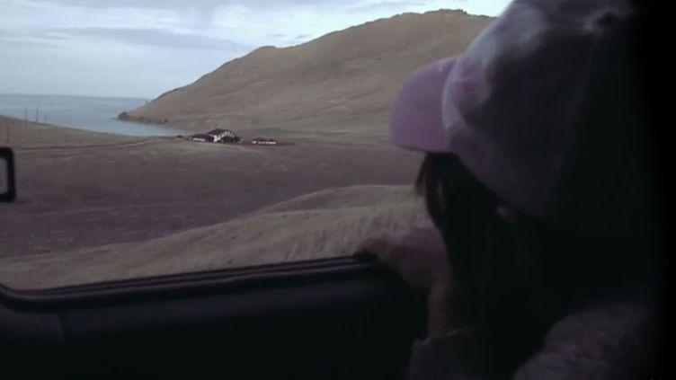 """""""Transsiberian"""", l'album de Thylacine enregistré à bord du Transsibérien  (Capture d'écran films de DAVID CTIBORSKY)"""