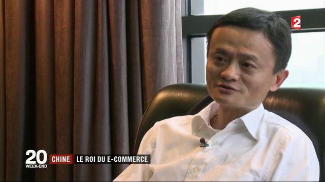 Commerce en ligne : en Chine, le géant Alibaba rafle la mise
