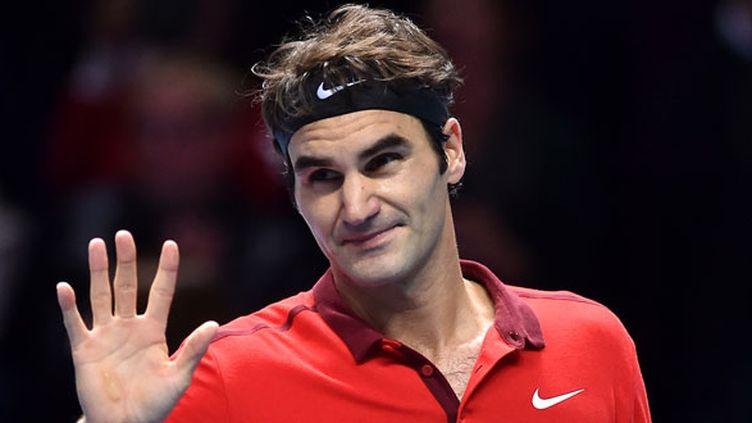 Roger Federer se qualifie pour sa 12e demi-finale de Masters