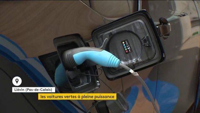 Automobile : les ventes de voitures électriques et hybrides en plein boom