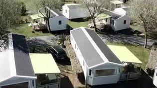 Confinement : le télétravail au camping à l'Île-de-Ré (France 3)