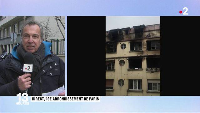 Incendie meurtrier à Paris : plus de 120 personnes à reloger