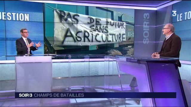 Crise agricole : la population française soutient massivement les agriculteurs