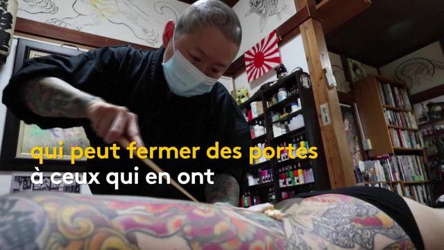 Tatouage : un art tabou au Japon