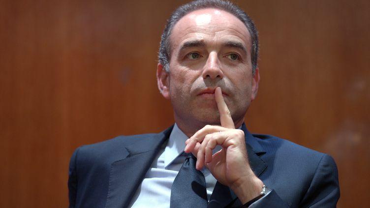 Le secrétaire général de l'UMP, Jean-François Copé, le 8 novembre 2012 à Paris. (BERTRAND GUAY / AFP)
