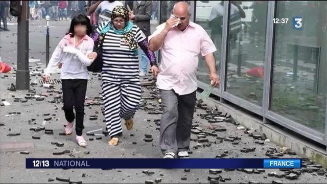 Loi Travail : l'hôpital Necker pris pour cible par des casseurs en marge des manifestations