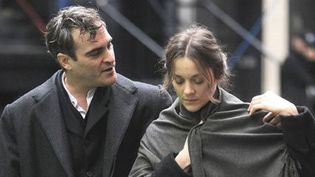 "Joaquin Phoenix et Marion Cotillard dans ""Low Life"" de James Gray  (Wild Bunch Distribution )"