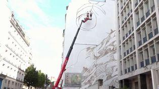 Tendance : le street-art explose en France (FRANCE 3)