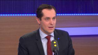 """Le député européen a appelé à des sanctions """"lourdes"""" (FRANCEINFO)"""