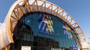 Art Paris au Grand Palais éphemere (Art Paris 2021 © Marc Domage)