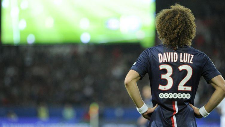 Le Parisien David Luiz recruté à Chelsea pour 50 millions d'euros (JEAN MARIE HERVIO / DPPI MEDIA)
