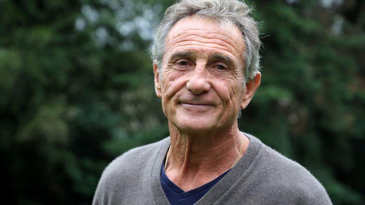 L'ancien sélectionneur du XV de France Guy Novès, en octobre 2018 à Toulouse. (ESPOSITO ANGE / MAXPPP)